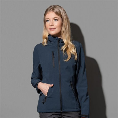 Giacca in softshell